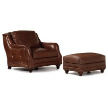 Sundance Chair and Ottoman