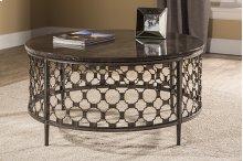 Brescello Round Coffee Table