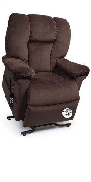 Lift Chair Recliner UC520 - (Special FREE DELIVERY on this Lift Chair within our standard delivery area)