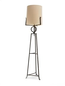 Wrought Iron Floor Lamp