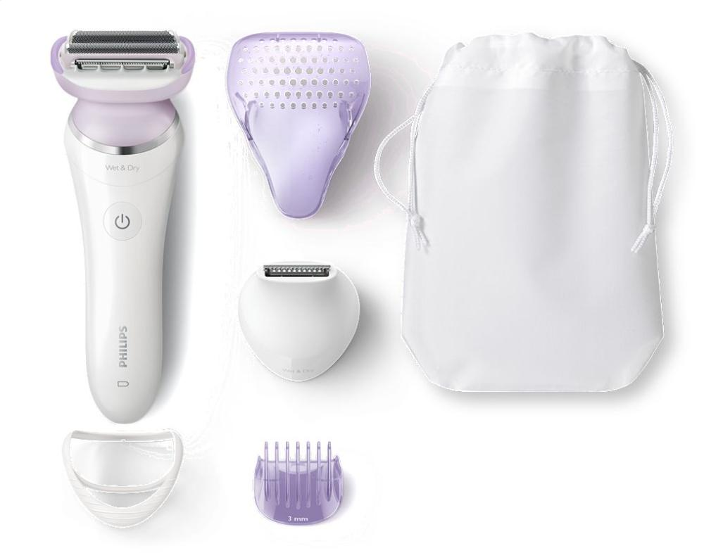 SatinShave Prestige Wet & dry cordless electric shaver