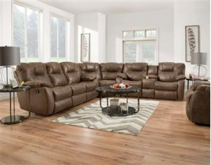 83833 In By Southern Motion In Lexington Sc Double Reclining Sofa