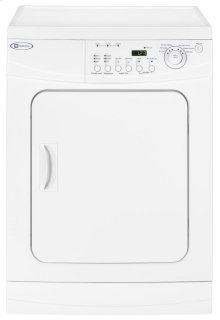 Compact Electric Dryer with GentleBreeze Drying System