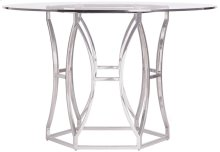 "Argent Round Dining Table (48"")"