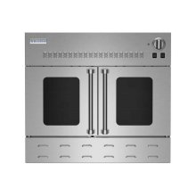 """36"""" Gas Wall Oven with French Doors"""