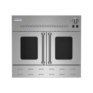"BlueStar36"" Gas Wall Oven with French Doors"