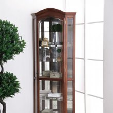 Julissa Corner Cabinet