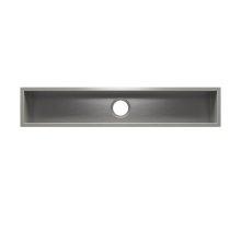 "UrbanEdge® 003622 - undermount stainless steel Bar sink , 42"" × 7"" × 6"""