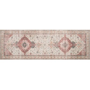 Ivory / Berry Rug
