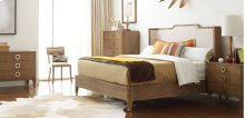Atherton Teak Queen Bed