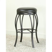 "CR-J3005  30"" Backless Swivel Barstool"