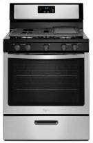 5.1 cu. ft. Freestanding Gas Range with Five Burners Product Image