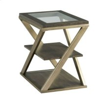 Jupiter Chairside Table