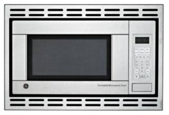 "Built-in 1.1 cuft Microwave OvenTrim kit - JX1124STC Must be ordered with Microwave (Trim Kit dimensions: Width=23.42"" Height = 16"" Depth=1"")"
