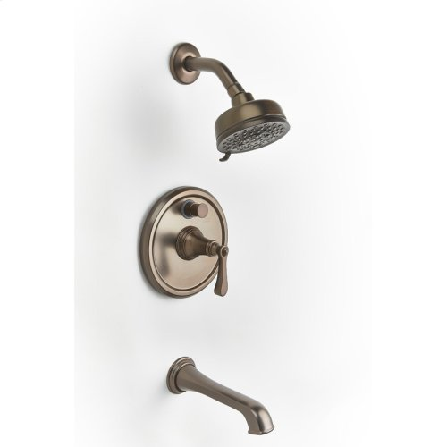 Tub and Shower Trim Summit (series 11) Bronze