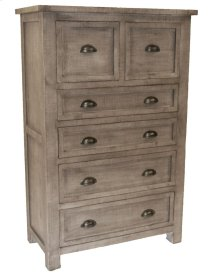 Impressions 6 Drawer Chest