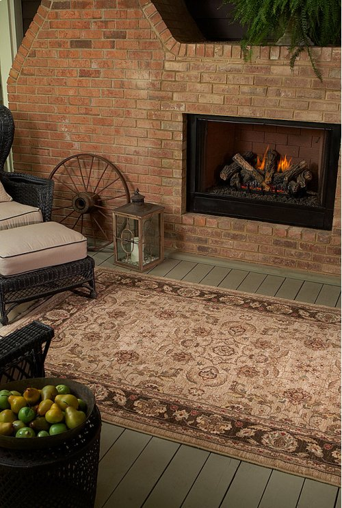 Toscano - Rectangle 8ft 8in x 10ft