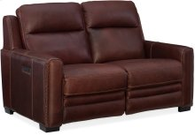 Lincoln Power Motion Loveseat with Power Headrest & Power Lumbar Support