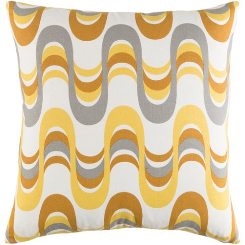 """Trudy TRUD-7144 18"""" x 18"""" Pillow Shell with Polyester Insert"""