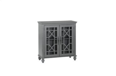 Accent Chest, Antique Gray