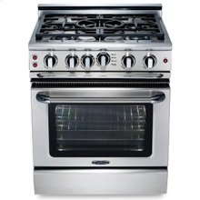 "Precision 30"" Gas Self Clean Range"