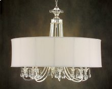 Lombard Eight-Light Chandelier