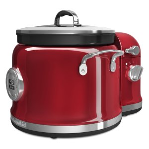 Kitchenaid4-Quart Multi-Cooker with Stir Tower Accessory - Candy Apple Red