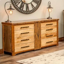 Mendocino 8 Drawer Dresser