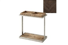 Rawlins Accent Table, Dark Echo Oak