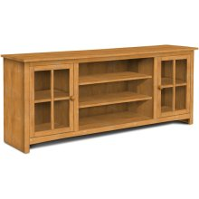 Abigail 72'' Entertainment Center