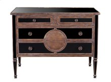 Smoke & Mirrors Chest Of Drawers