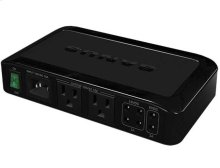 EcoSystem Mini; Protects TV and small components from power surges