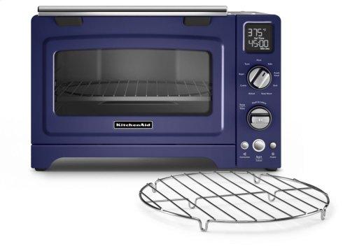 "12"" Convection Digital Countertop Oven - Cobalt Blue"