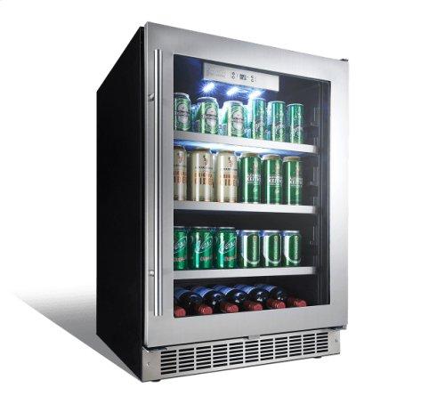Saxony 24 single zone beverage centre.