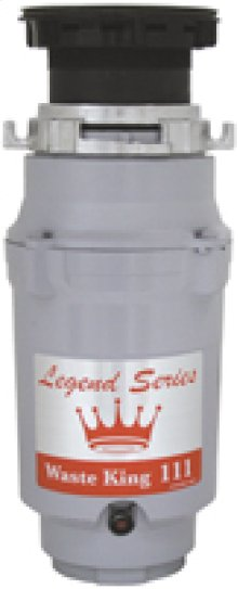 Waste King Legend 111 1/3 Horsepower Disposer