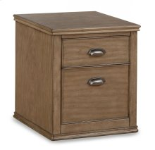 Camden File Cabinet with Casters