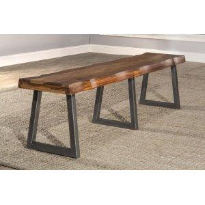 Hillsdale FurnitureEmerson Bench - Natural Sheesham