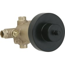 Thermostatic Pressure Balancing Tub and Shower Valve Only