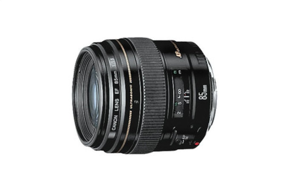Canon EF 85mm f/1.8 USM Standard & Medium Telephoto Lens