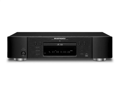Universal Disc Player with Networking