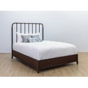 Aveah Iron Bed Product Image