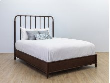Aveah Iron Bed