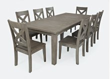 Outer Banks X-back Chair - Driftwood