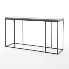 Bluestone Finish Harlow Console Table