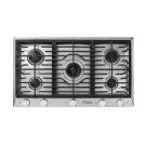 "Heritage 36"" Professional Gas Cooktop, Natural Gas Product Image"
