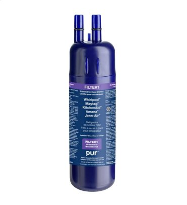 FILTER1 Refrigerator Water Filter - Interior Push Button - Other