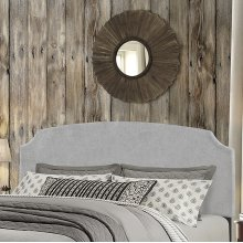 Desi Headboard - Full/queen - Glacier Gray Fabric