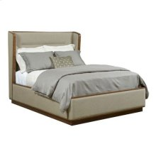 AD Modern Synergy Astro Upholstered Queen Bed Package