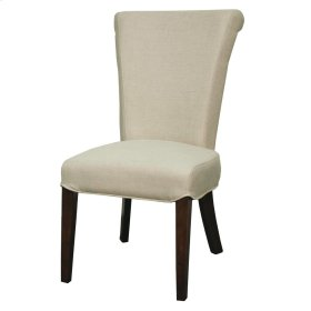 Bentley Fabric Chair, Sand