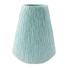 Lineal Sm Vase Matte Green